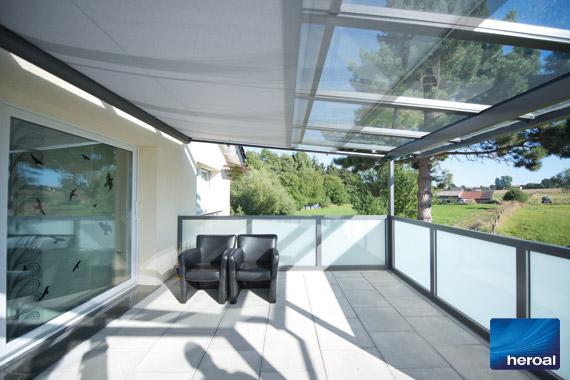 Bildquelle: heroal-Johann Henkenjohann GmbH & Co. KG / Terrasse Haaren